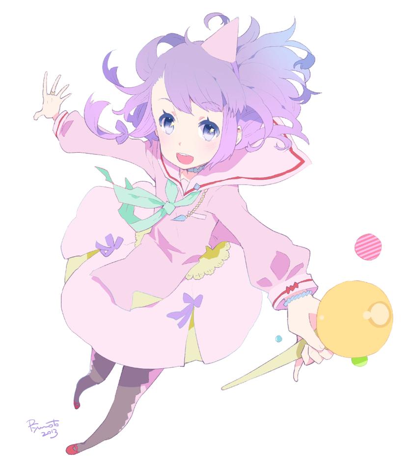 Pastel Witch By Ryusukehamamoto On Deviantart