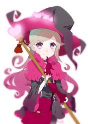 Heart Witch by RyusukeHamamoto