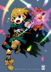 BattleChasers by RyusukeHamamoto