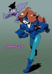 ShadowCat by RyusukeHamamoto