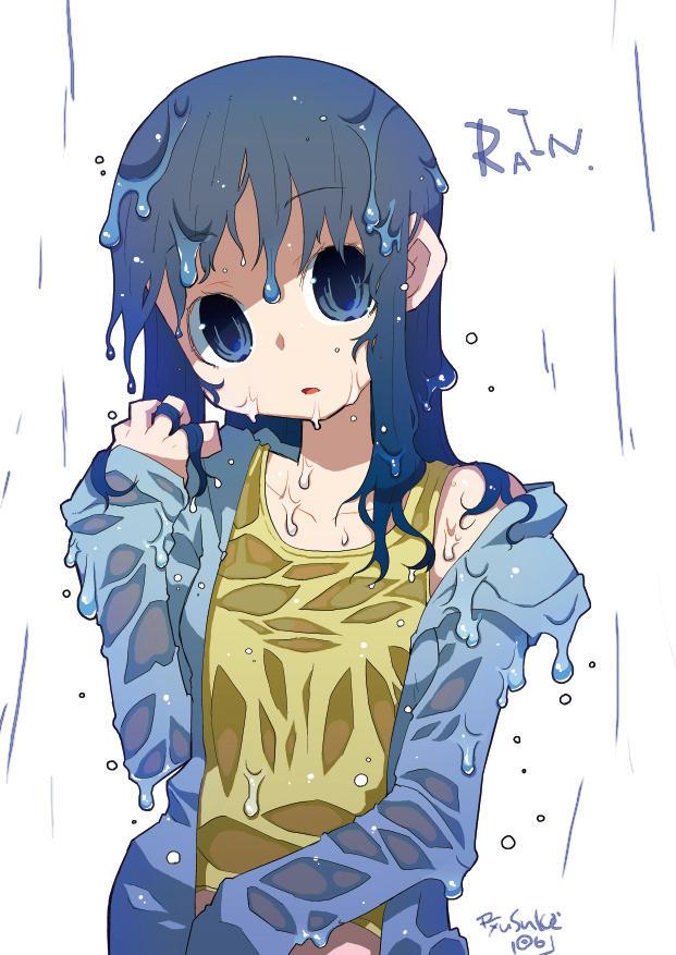 RAIN by RyusukeHamamoto