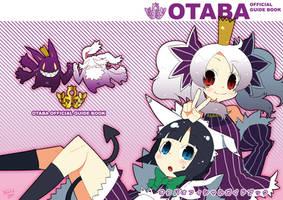 OTABA official guide book by RyusukeHamamoto