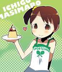 Chika from ICHIGO MASHIMARO