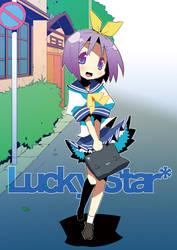 Tsukasa from Lucky Star by RyusukeHamamoto