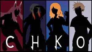 RWBY - Team CHKO