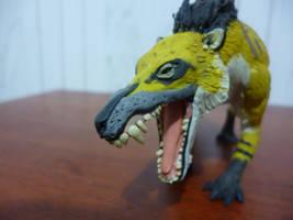 Andrewsarchus closeup
