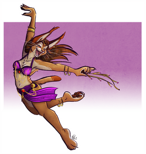 Dancing Theif [Finished Version]