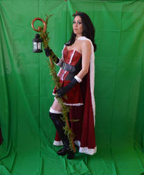 Mistletoe LeBlanc Stock 2 by sexyDEATHparty