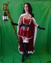 Mistletoe LeBlanc Stock 1 by sexyDEATHparty