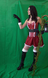 Mistletoe LeBlanc Stock 10 by sexyDEATHparty