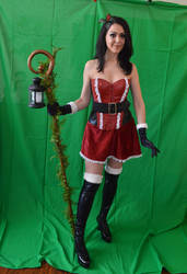 Mistletoe LeBlanc Stock 12 by sexyDEATHparty