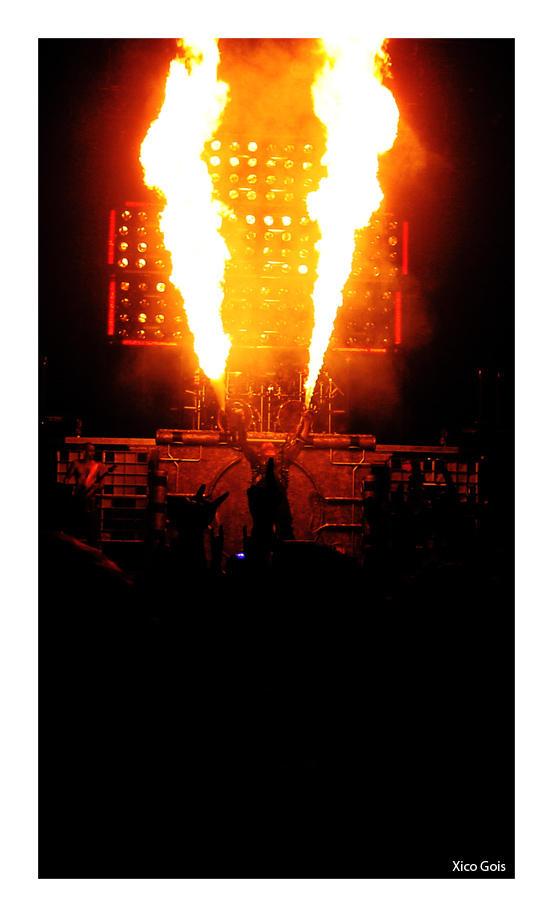 Rammstein - Firestarter by SneakPeek