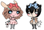 Friends Forever [Laughtur of GaiaOnline]