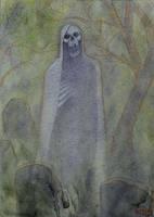 Ghost by nydwyngreendragon