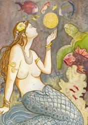 Sea Witch by nydwyngreendragon