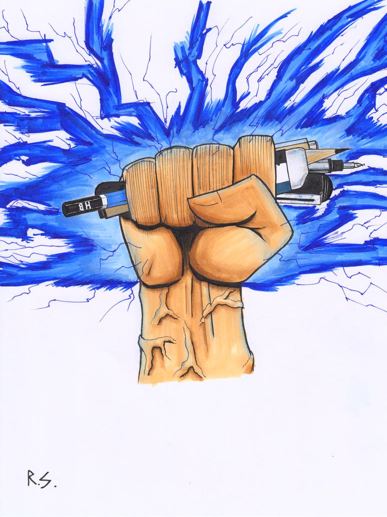 THE POWER OF ART! by RyanShifflett