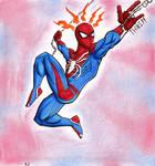 Spider-Man PS4.