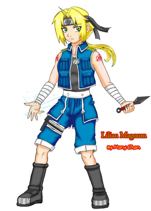 Alchemist Ninja by Kaizokuonna on DeviantArt