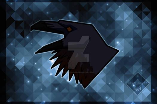 Edged Animals - Raven 1