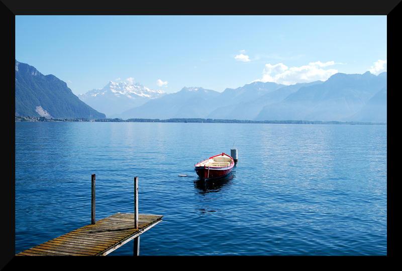 Boat IV by trezee