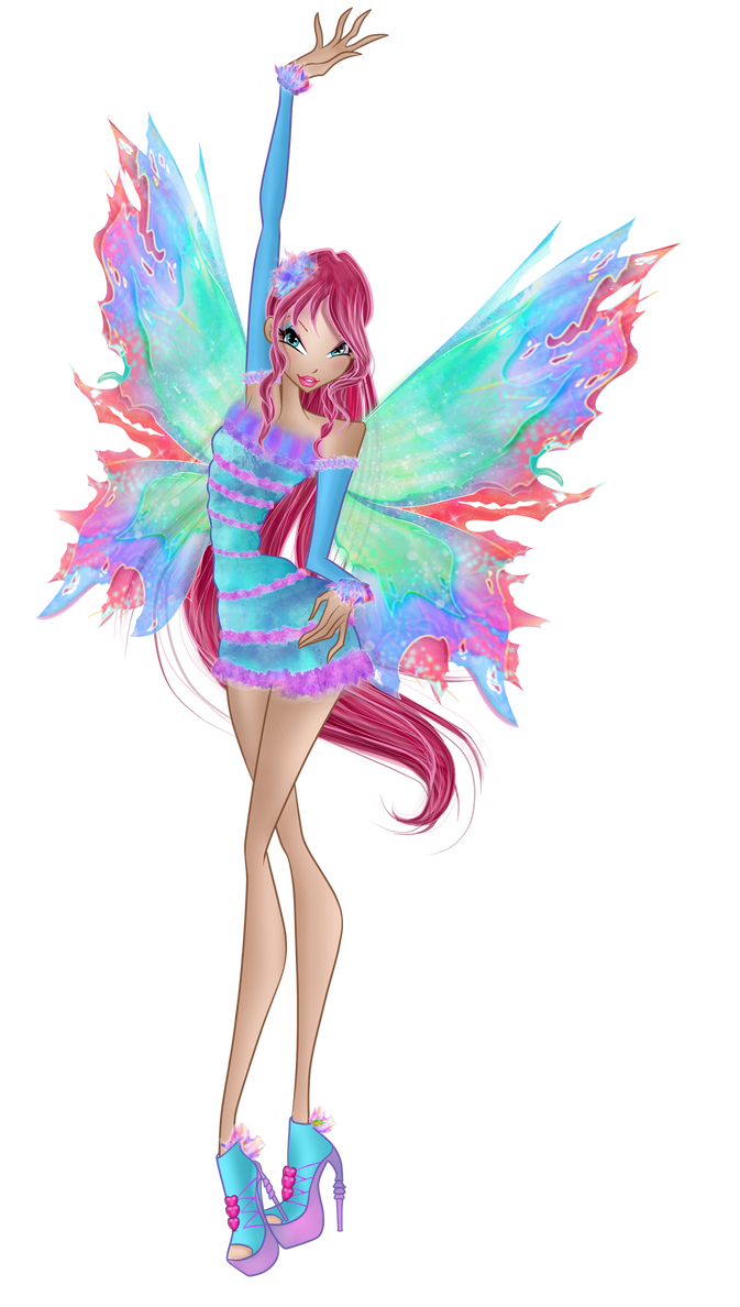 Bloom Mythix Couture by WinxCLUBbrazil on DeviantArt