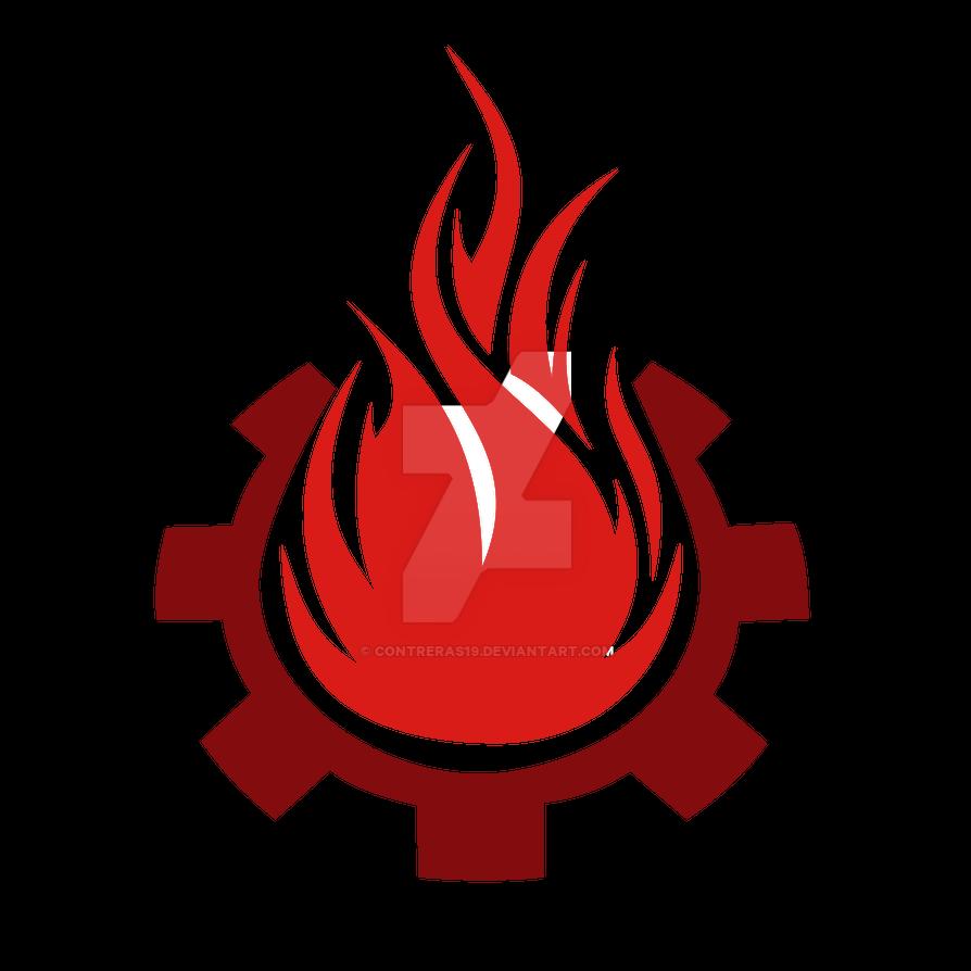 Kaijudo Fire Civilization symbol by contreras19 on DeviantArt