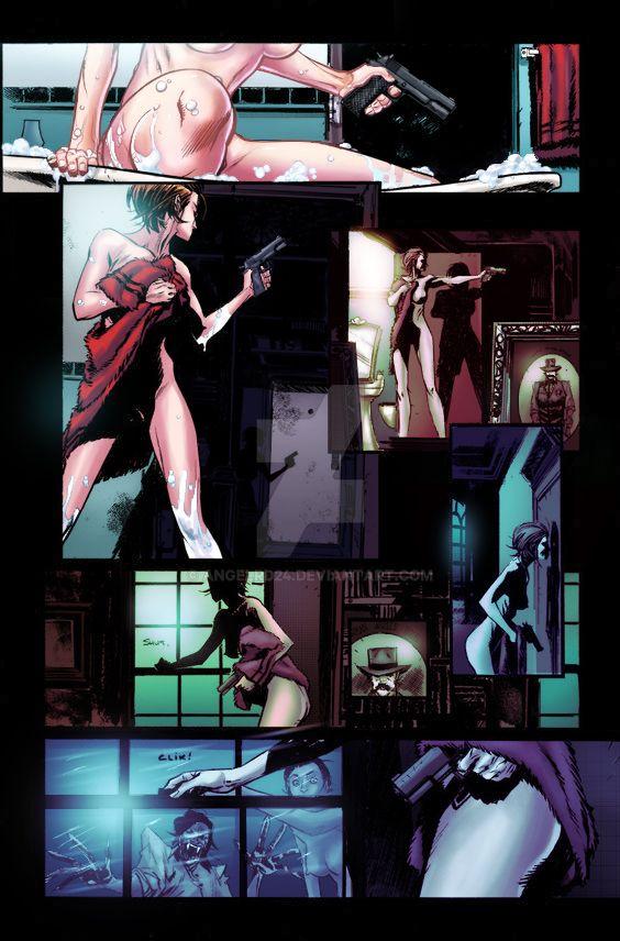 'American Vampire' by Sean Gordon Murphy by angelrd24