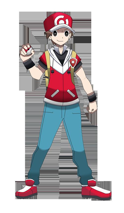 Pokemon Trainer Red Hgss | www.pixshark.com - Images ...