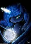 Luna's Portrait