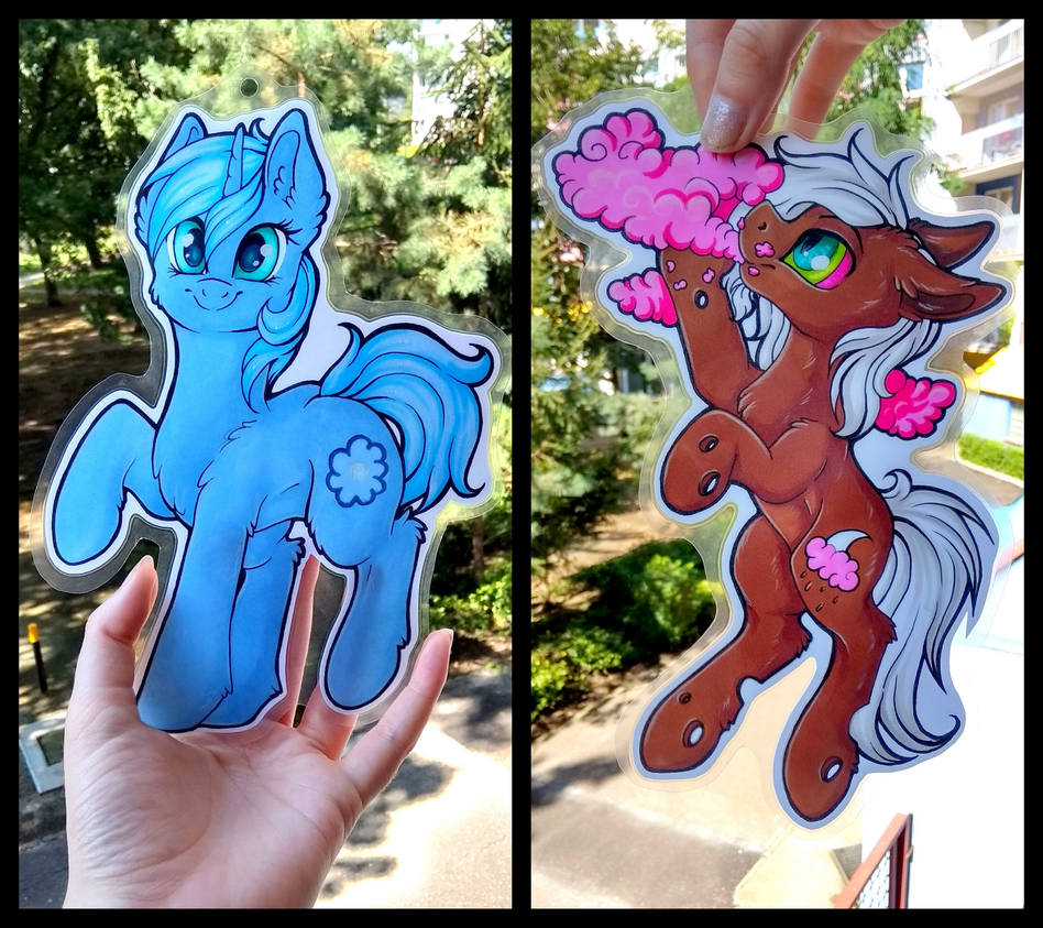 Paper Ponies - Commission pack #1