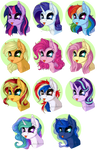 Blep Ponies - The Blepping Army