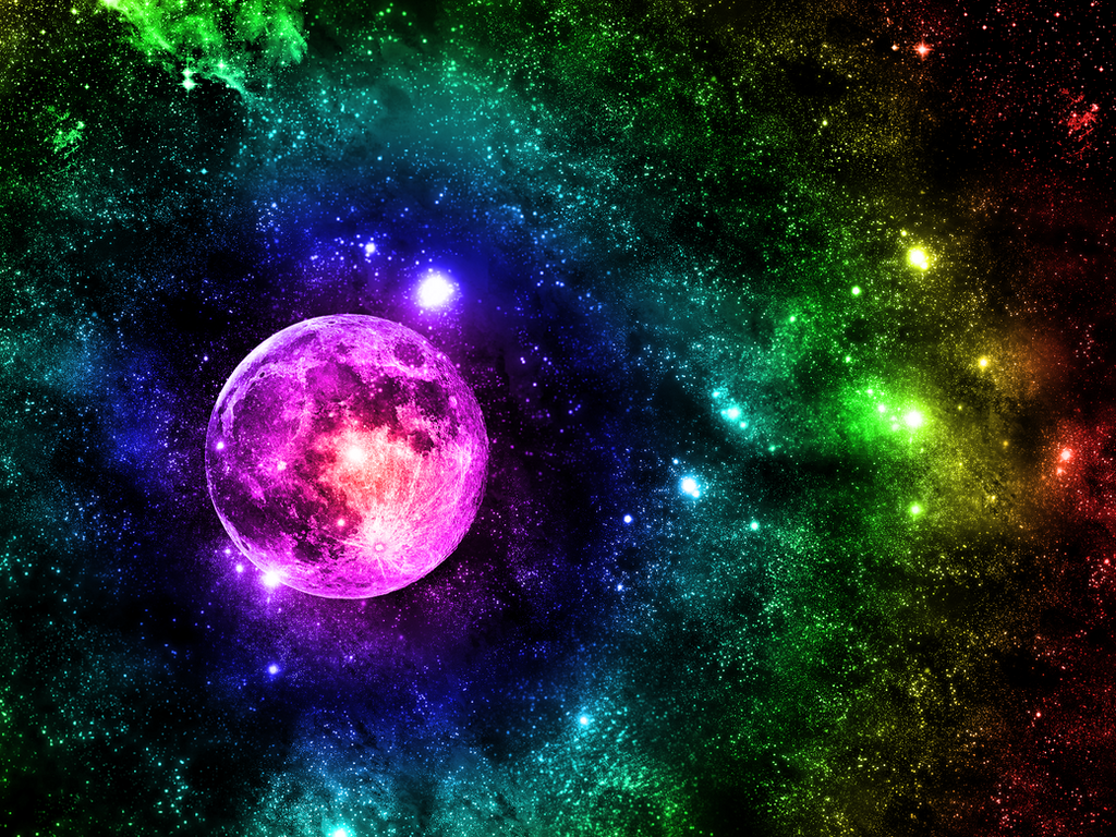 Best Wallpaper Music Rainbow - rainbow_space_wallpaper_background_by_mcrroxxmysoxx-d5ti1qu  You Should Have_51911.png