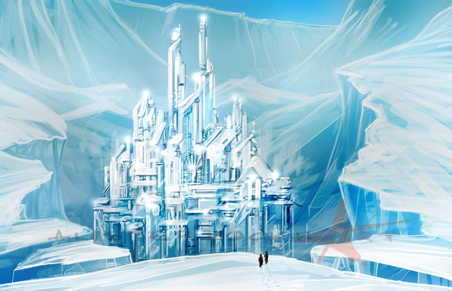 Antarctic Palace by Caveatscoti