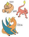 Real Pokemon: 004-006