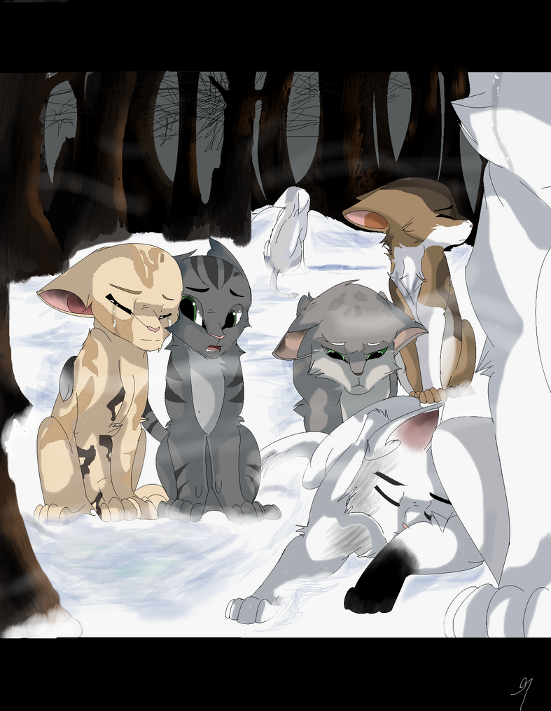 Woe (SnowClan Assessment) by YHinne