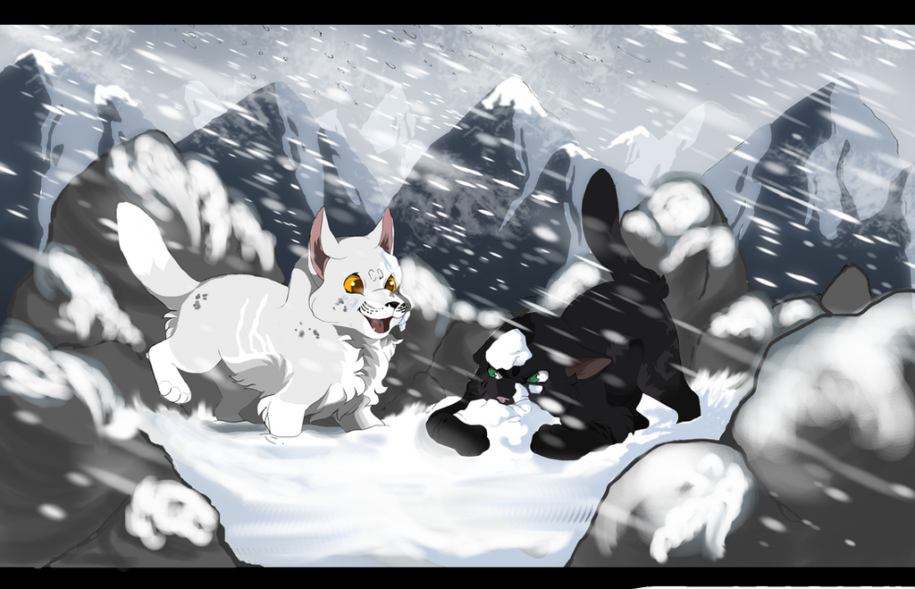 [DoW assignment] Snow brawl by YHinne