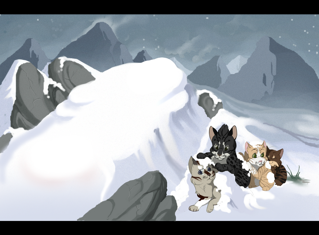 Snowclan Assignment by YHinne