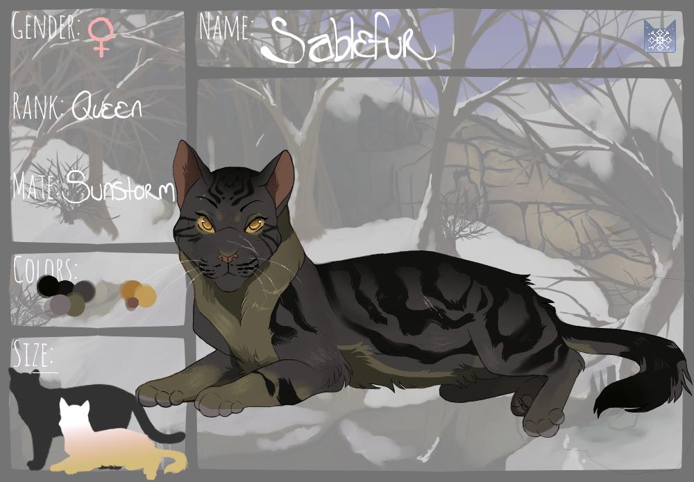 Sablefur [TWG] by YHinne