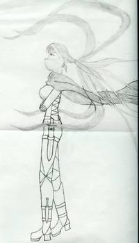 Ninja Lady 2