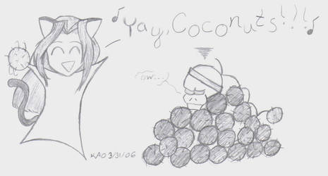 Yay, Coconuts
