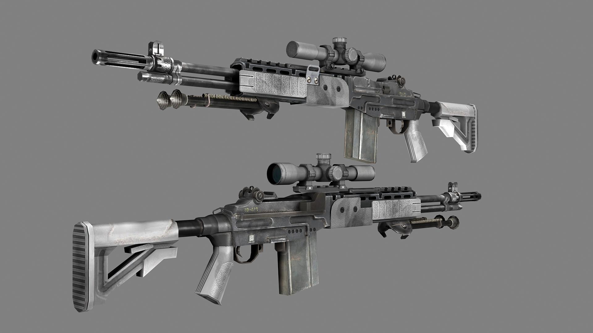M21 EBR by advancedspartan on DeviantArt M14_ebr