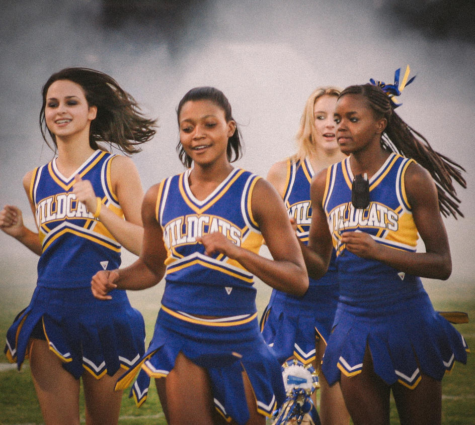 Wildcat Cheerleaders by mattboggs