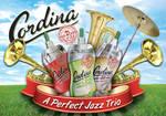 jazzfest cordina poster