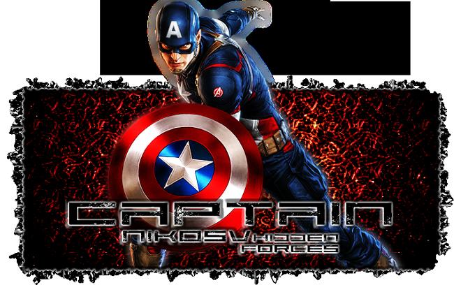 Προσωπικές σας Δημιουργίες !!! _nikosv20_captain_america_hidden_forces_by_nikosv20-d92lnbx