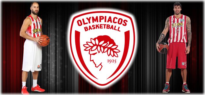 Olympiakos BC by Nikosv20