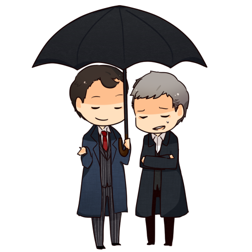 Mystrade by patatomato