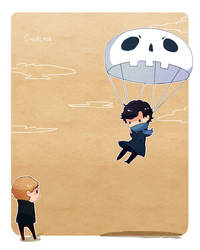 Sherlock by patatomato