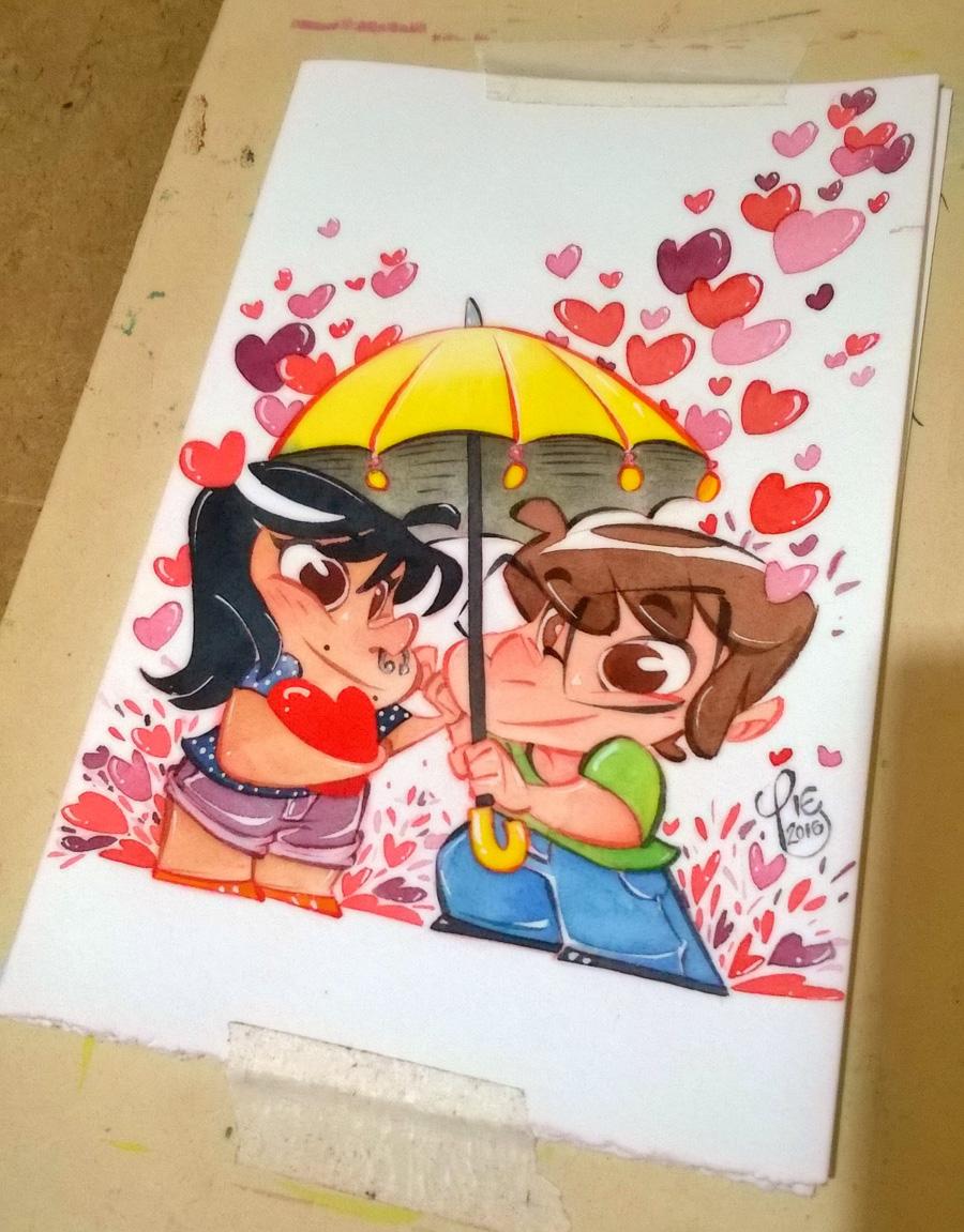 Namorados by DIstraido