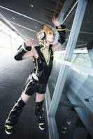 Project Diva Len IV by YAsuukun