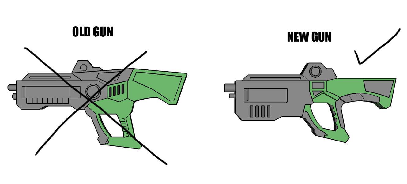 Wild's New GUN by Eddkun